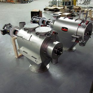 Centrifugal sifters