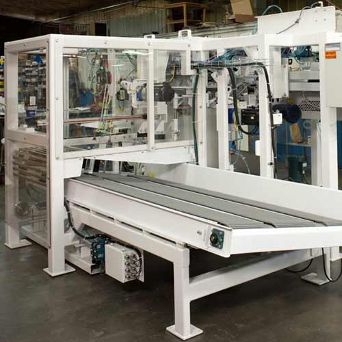 filler open bag high speed placer THP5500 Bag Magazine