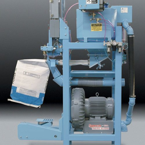 coarse blend packaging system