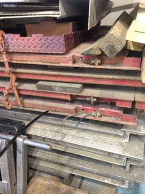 Used Floor Scale Ramps For Sale