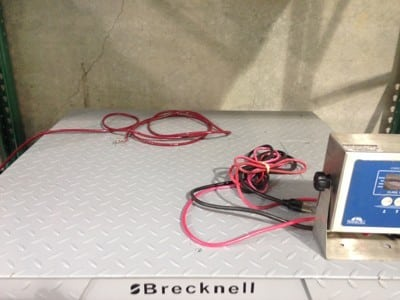 Used Brecknell Scales