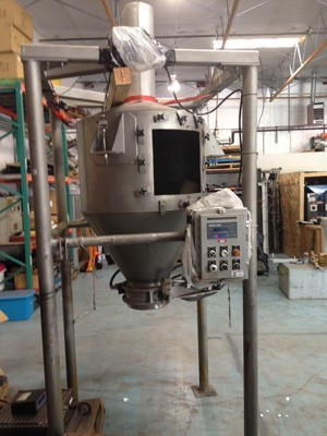 Powder Feeder Hopper