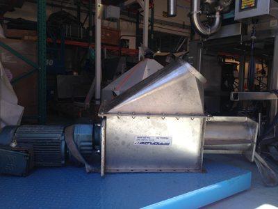 Bulk Dry Solids Feeder Spiraflow Drive