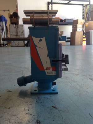 Used Bunting ff series hopper magnet for sale