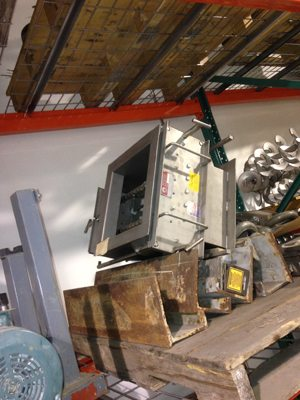 Used Industrial Magnetics Inc 210 lb Magnet For Sale