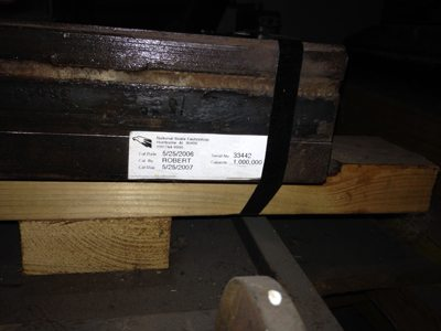 Used million pound load cells
