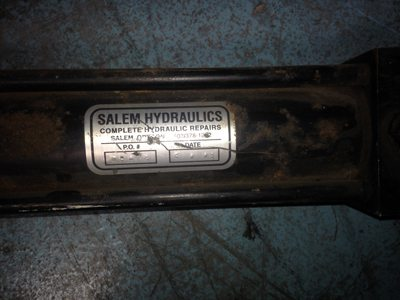 Used Parker Cylinder for sale
