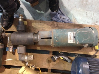 Used Reliance Electric RPM XL Motor for sale