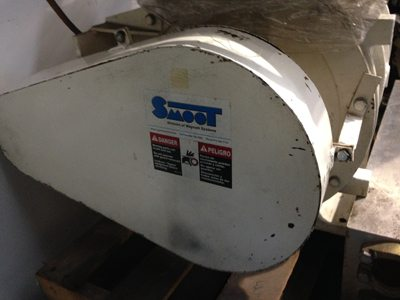 Used Smoot Rotary Valve for Sale Model 5502