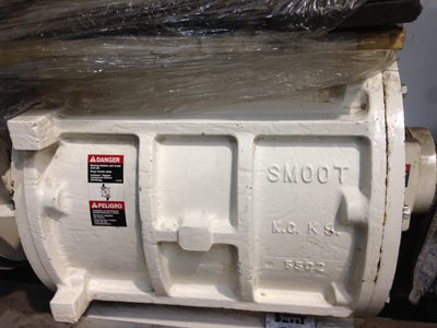 Smoot Rotary Valve for Sale  Model 5502