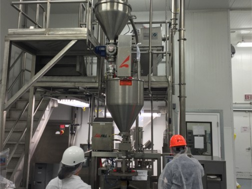 Food Processing Filler