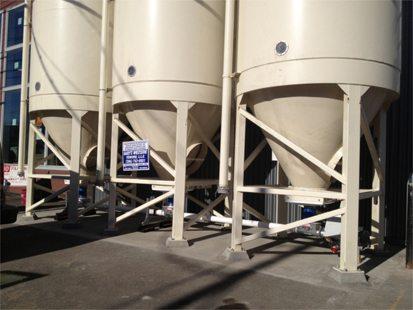 Bulk Dry Storage Silos