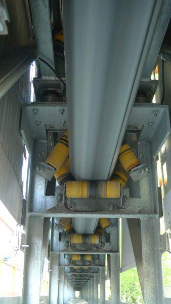TubeBelt Conveyor System