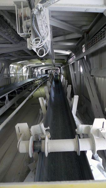 Ubelt Conveyor System