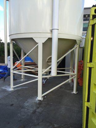 product storage silo