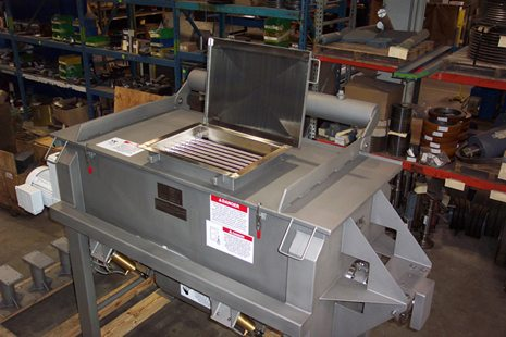 ribbon blender equipment