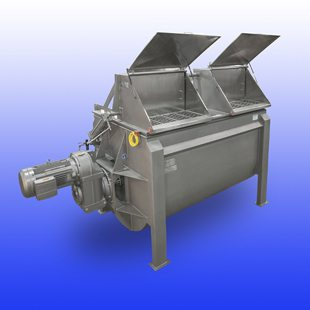 fluidizing equipment