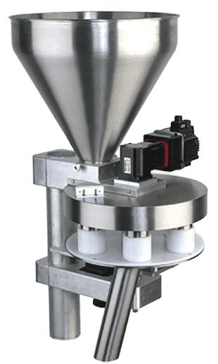 process volumetric feeder