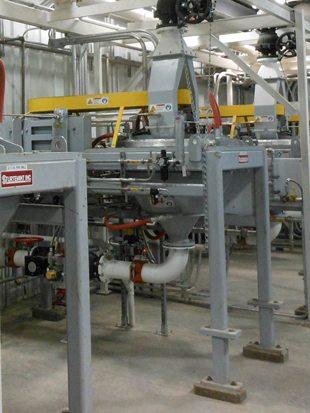 pin mill install