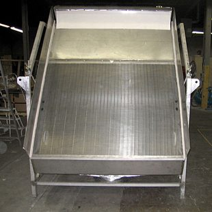 Process Static Sieve