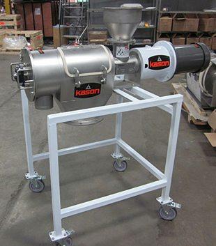 centrifugal sifter install