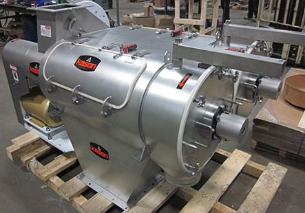 Centrifugal sifter equipment