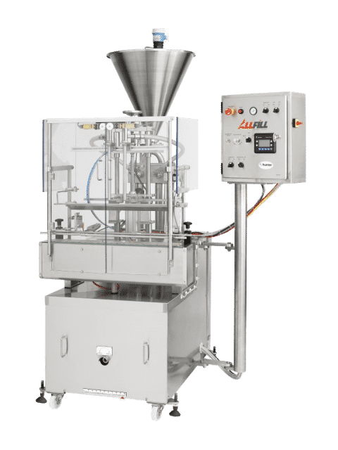 piston filler packaging system