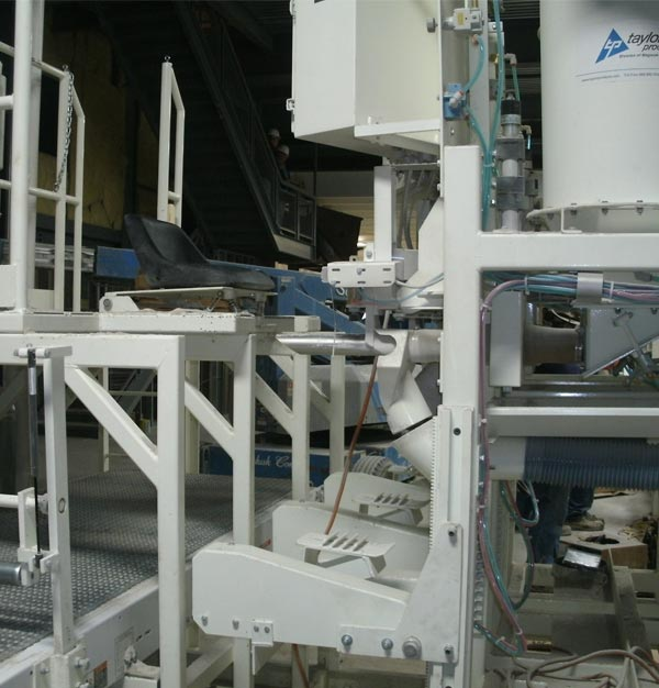 packaging system for powders
