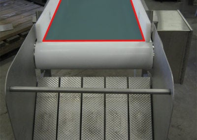 Conveyor With Reject