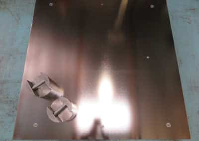 corrosion-resistant floor scale