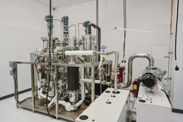 Cannabis Distillation Equipment (10L)