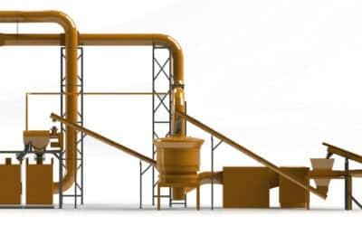 ABM Develops New Hemp Drying System