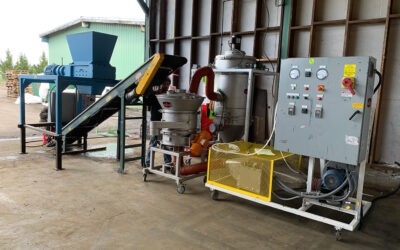 CHTC Takes a New Approach To Drying Hemp