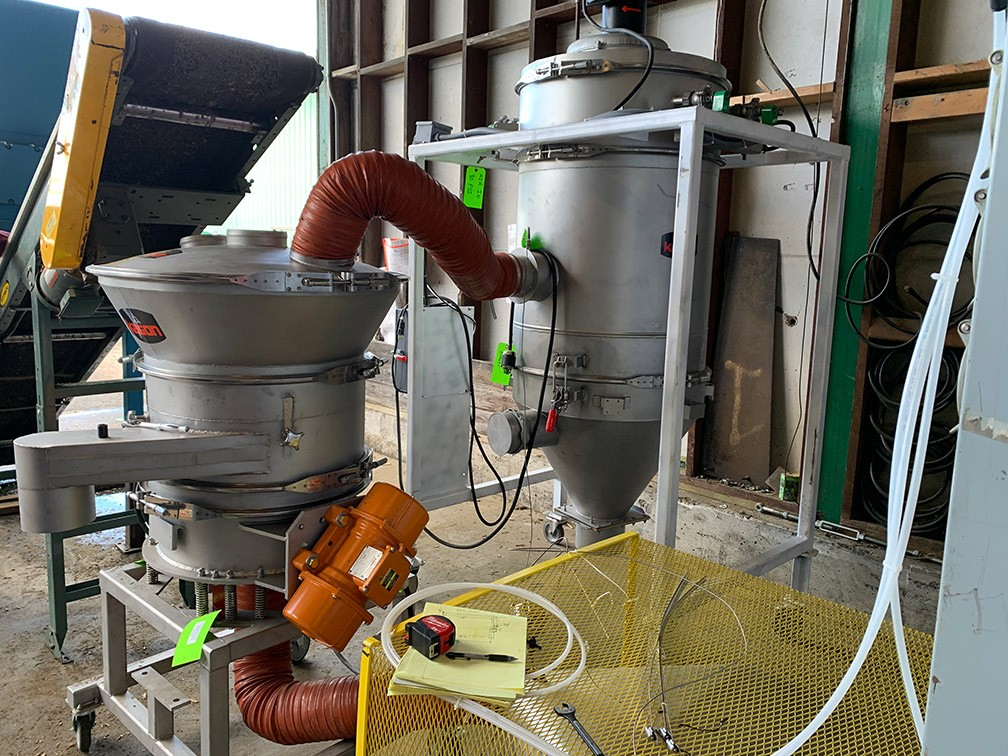 Cannabis Drying System Installation