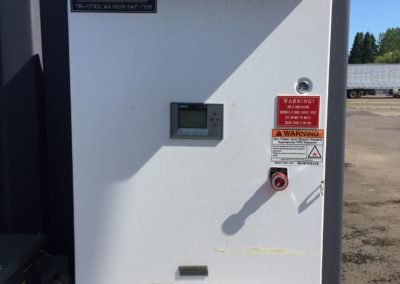 Hemp Container Dryer Control Panel