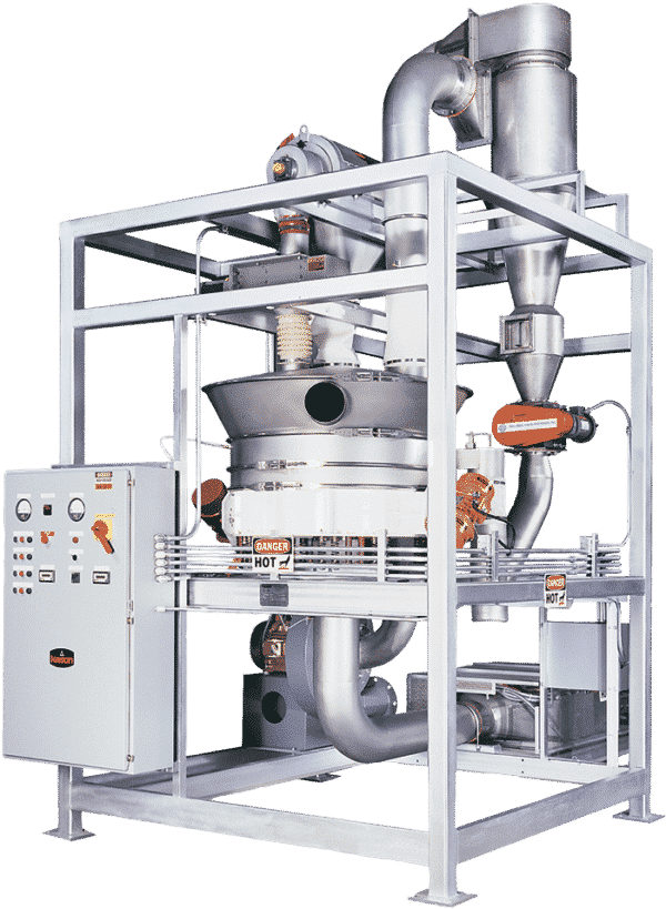 Industrial Hemp Dryer