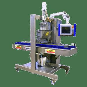 Edible filler machine