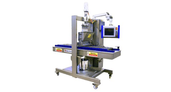 Edible filler machine