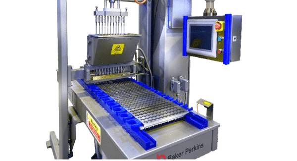 Edible form filler machine