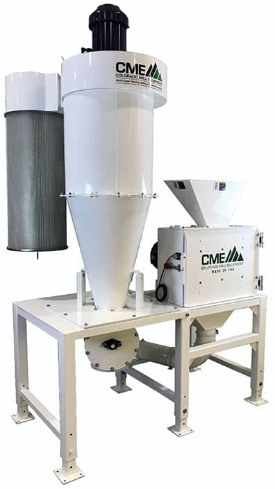 hemp hammer mill