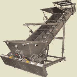 Double Screw Conveyor