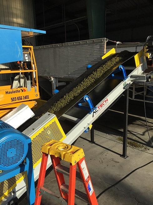 trough conveyor